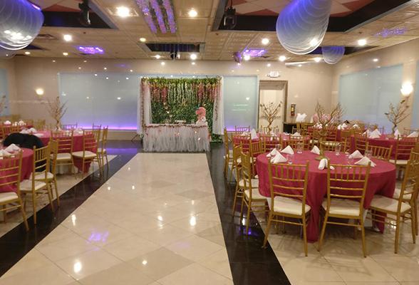 Guru Palace Restaurant Inner Decoration Design