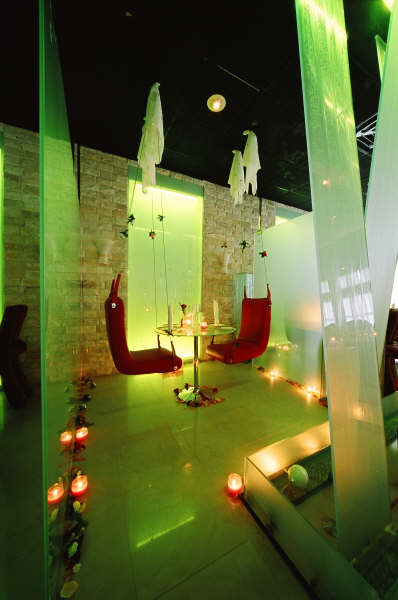 Guru Palace Inner Design